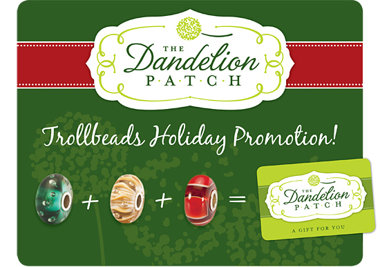 Trollbeads Holiday Promotion!