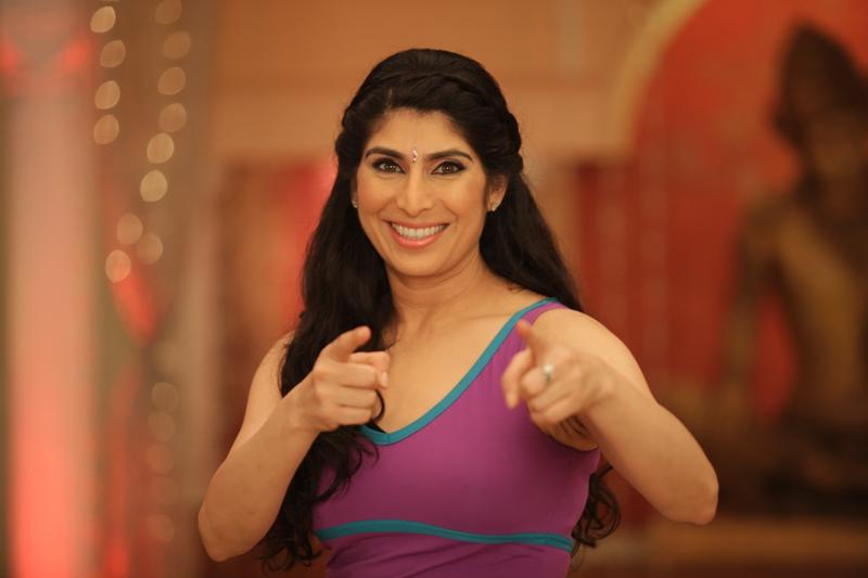 Sarina Jain Headshot