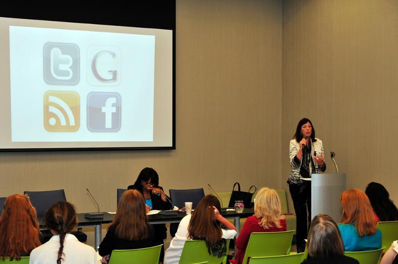 Jane Peters Session presentation
