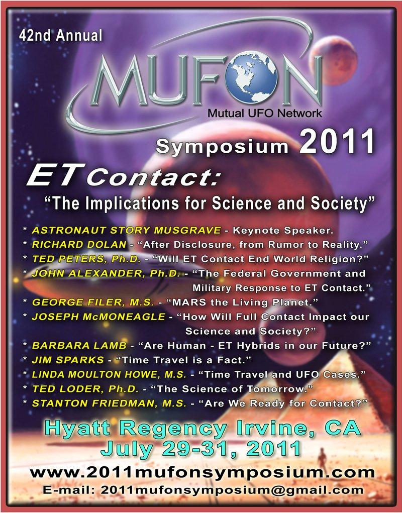 MUFON_SYMPOSIUM 2011_Flyer