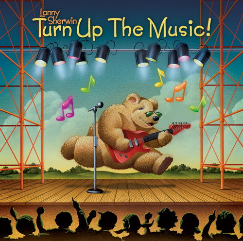 """""""Turn Up the Music!"""""""