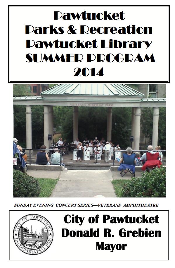 Pawtucket Summer Programs 2014