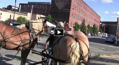 Wagon Tour Video