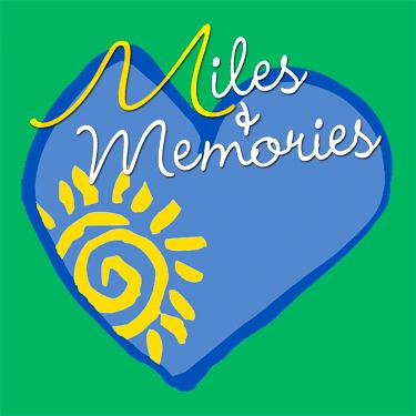 miles & memories logo
