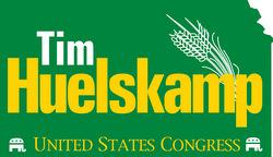 Huelskamp Logo