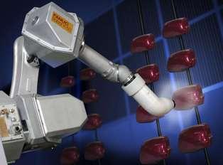 Fanuc Paint Robot