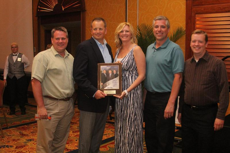CSIA Conference 2013 Award
