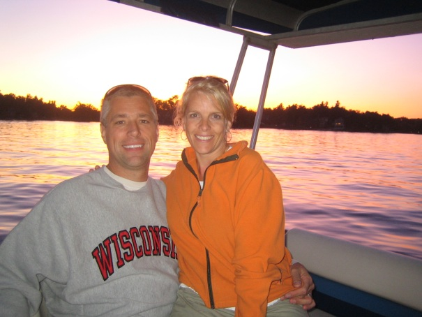 Ken and Melissa