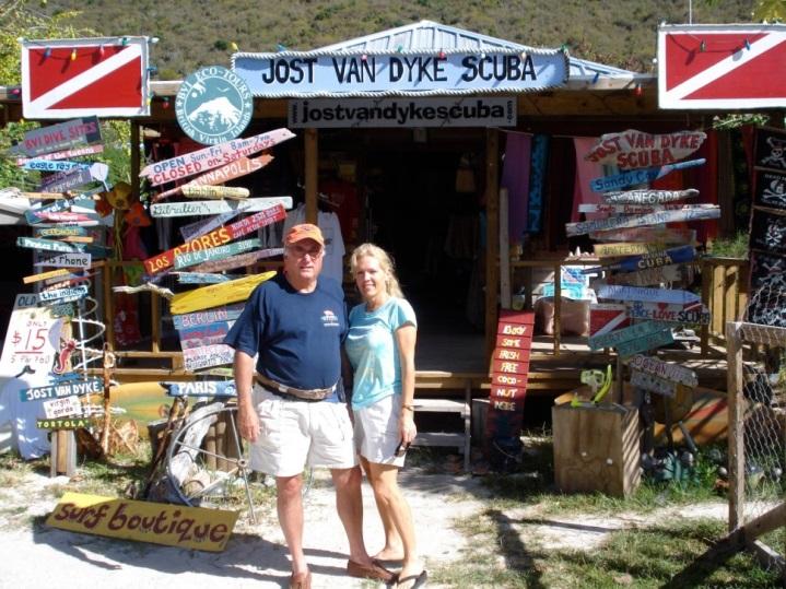 John and Carri Kendall