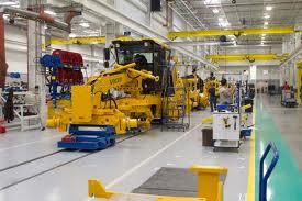Heavy Equipment Factory