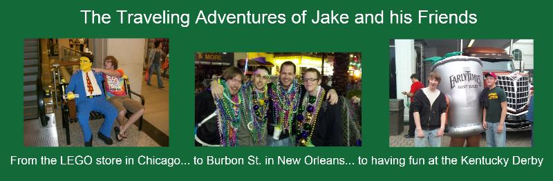Jake Miles and Friends