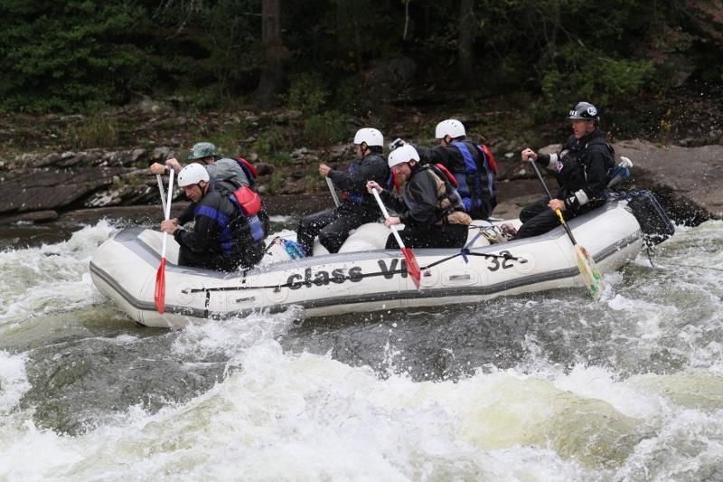Patti Engineering White Water Rafting