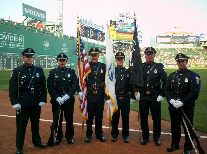 NAPD Honor Guard