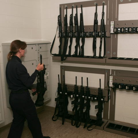 SmartRail Gun Rack