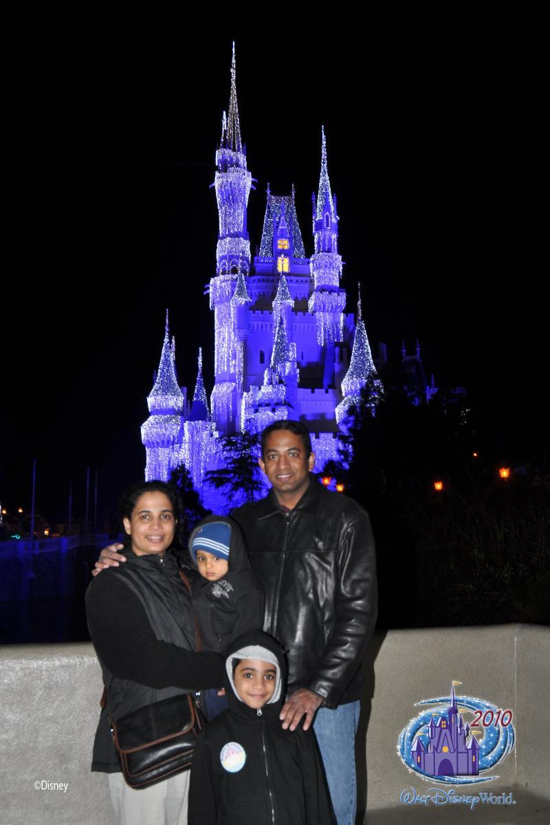 Aju and Family