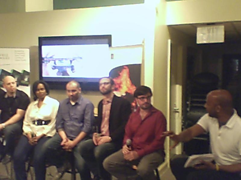 Linnette invited speaker for Digital Music Panel