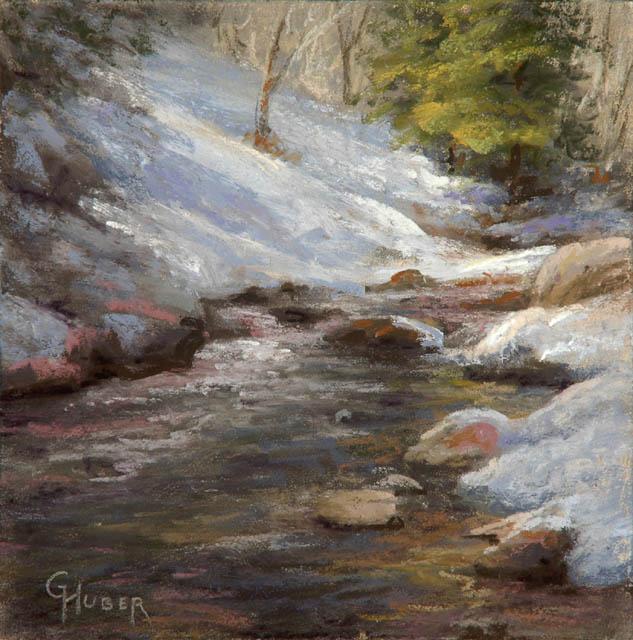 Winter Glade Study