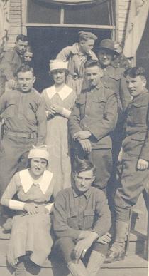 Camp Taylor, KY 1919