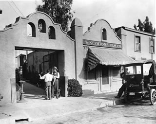 Keystone Studio in Edendale