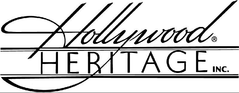 Hollywood Heritage logo