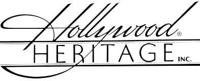 Hollywood Heritage Logo