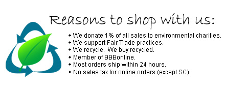 Reasons to shop with us