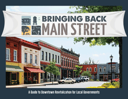Brining Back Main Street Cover