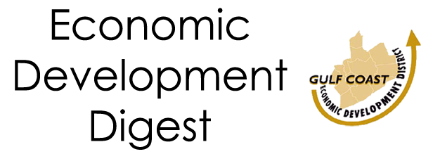 Economic Development Digest and GCEDD logo