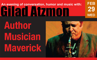 gilad atzmon at the levantine center