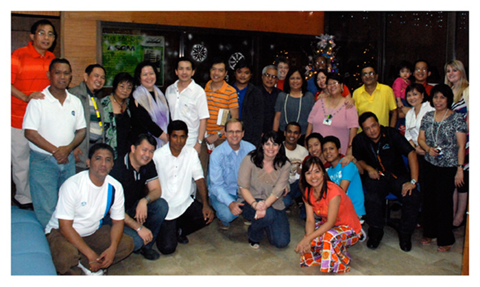 Asian seminary of christian ministries