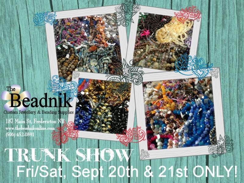 Sept 2013 Trunk Show