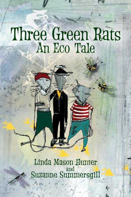 Three Green Rats