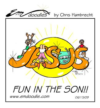 fun in the son