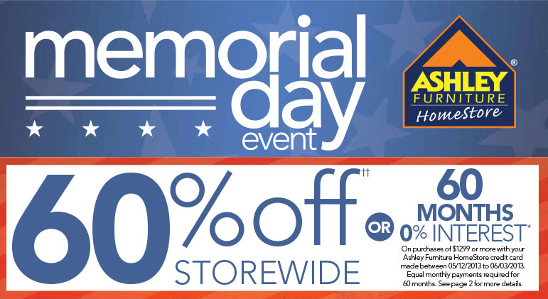 Memorial Day Sale Going On Now Up To 60 Off