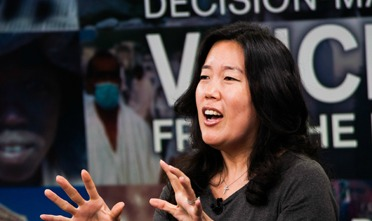 Voices Michelle Rhee