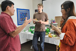 Diversity open house 2012