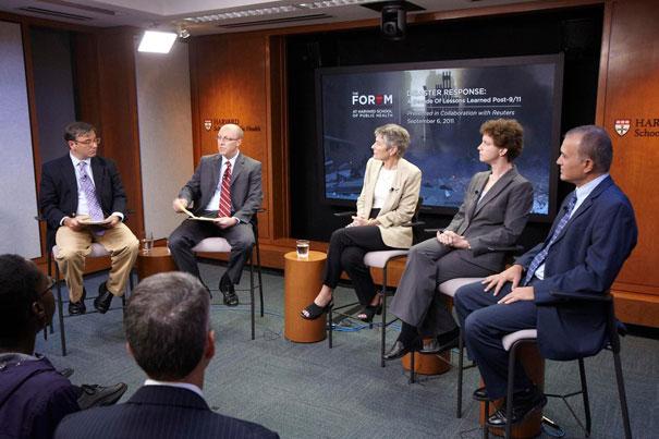 Forum panelists 9-11