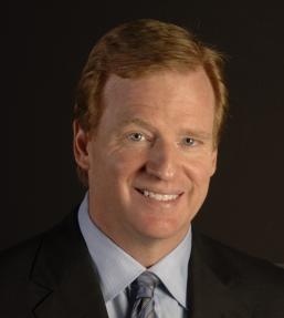 Roger Goodell NFL commissioner