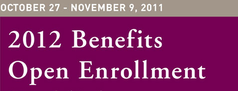 open enrollment 2011