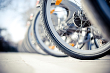 bicycling for health