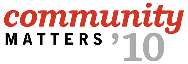Community Matters 10 Logo