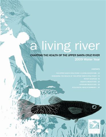 Living River 2010 Cover