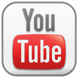 YouTube logo png