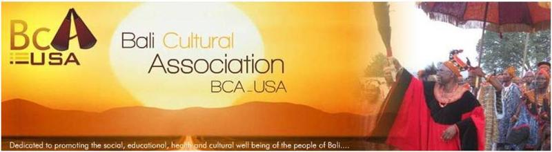 BCA web front page