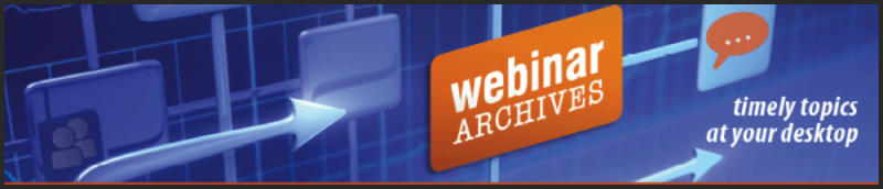 webinar archives graphic