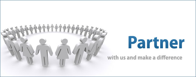 Partner with us and make a difference