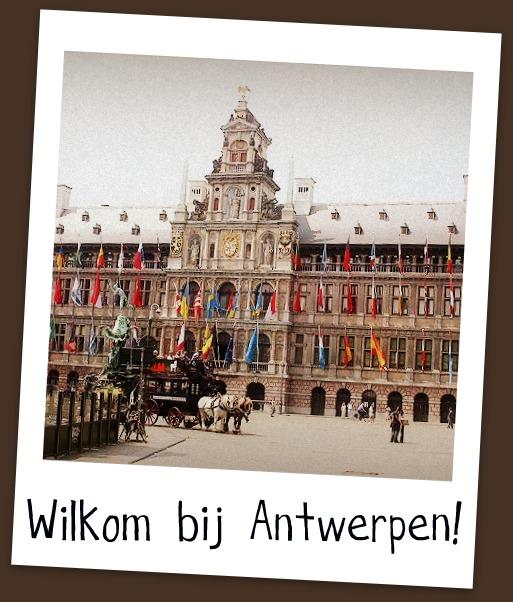 Antwerp Stadhuis