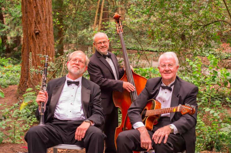 Magnolia Jazz Band 2015