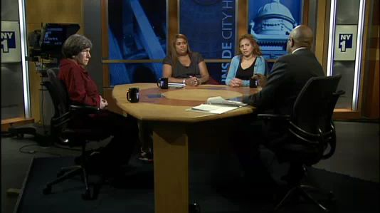 Nancy on NY1 discusses childcare cuts