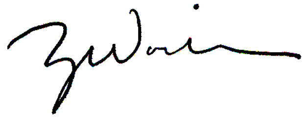 Nancy Wackstein signature